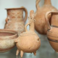 Early Bronze Age Amphoras, Cyprus, 2300 BC