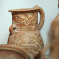 Early Bronze Age Red Polished Amphora, Cyprus, 2500 BC